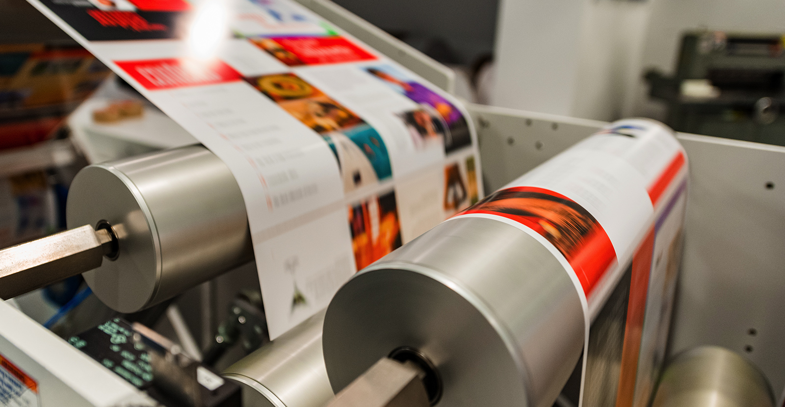High-Speed Inkjet. Print profitability powered by SCREEN.