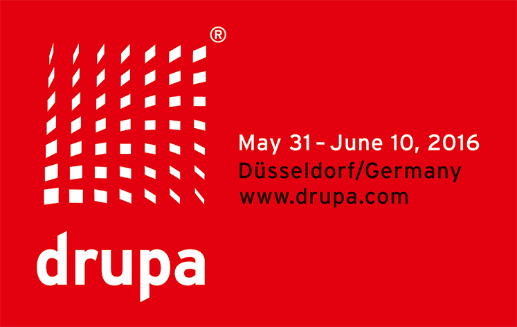 Screen Showing Personalized Publication Printing with On-site Demonstration at drupa 2016