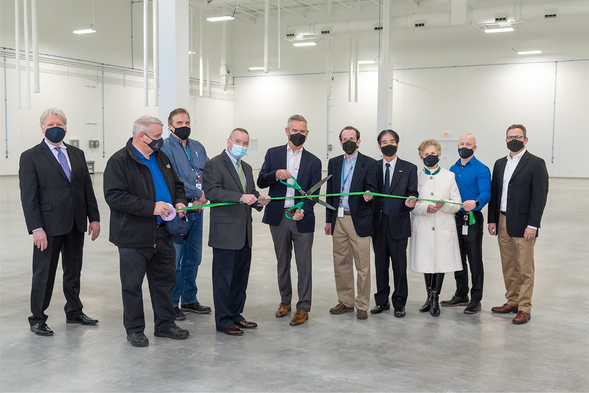 SCREEN Americas Celebrates Relocation to Elk Grove Village, Illinois, with Ribbon Cutting Ceremony; Many in Attendance Including Mayor of Elk Grove Village