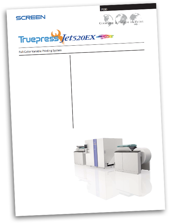 Truepress Jet520EX-Color Brochure