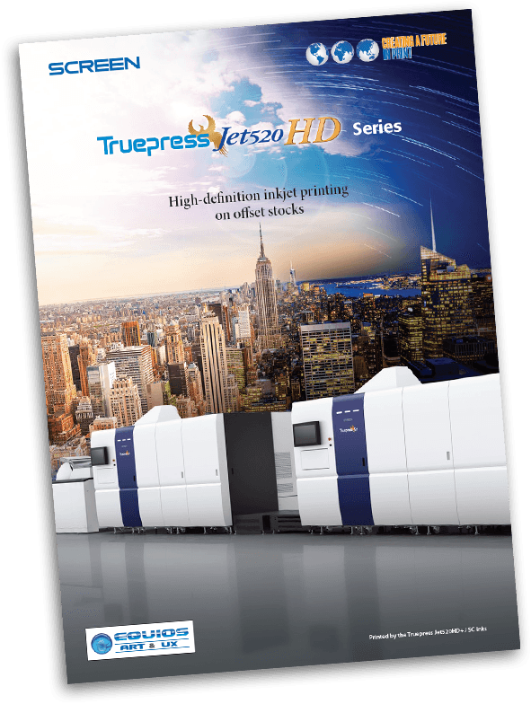Truepress Jet520HD Series Literature
