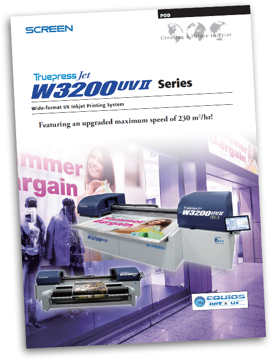 Truepress Jet W3200UV HS Literature